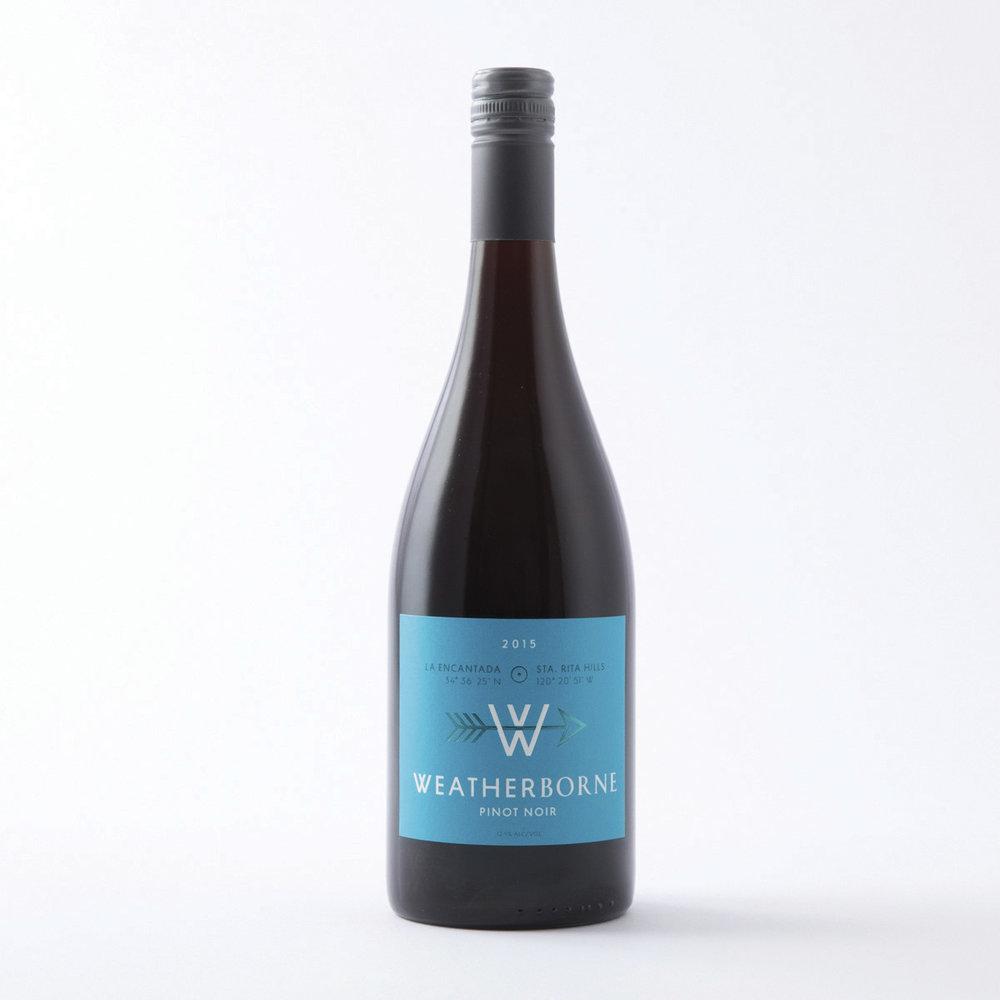2015  Pinot Noir La Encantada Vyd
