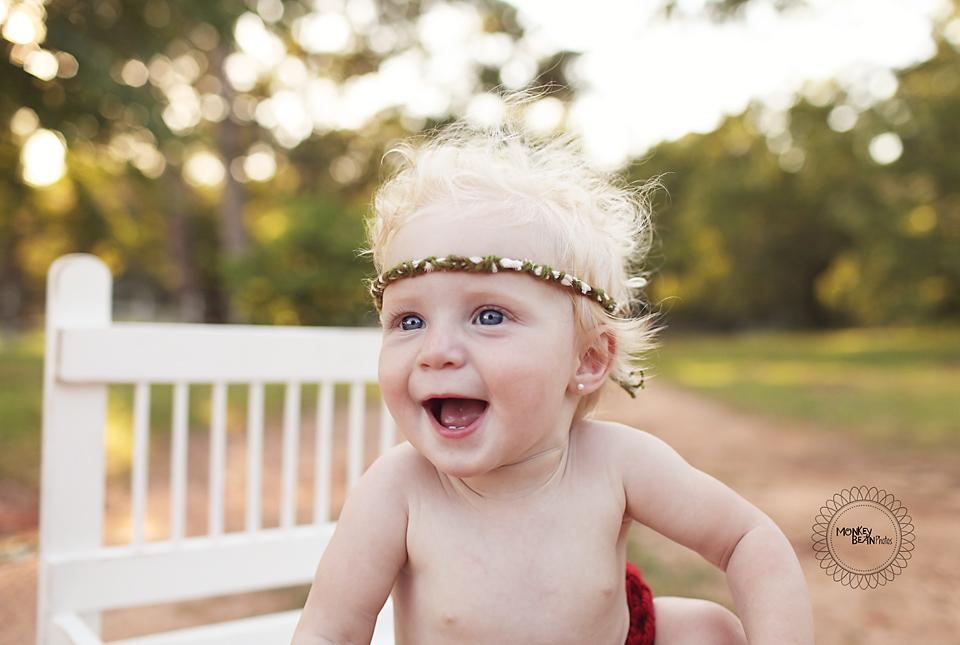 Precious little blue-eyed cutie patootie!