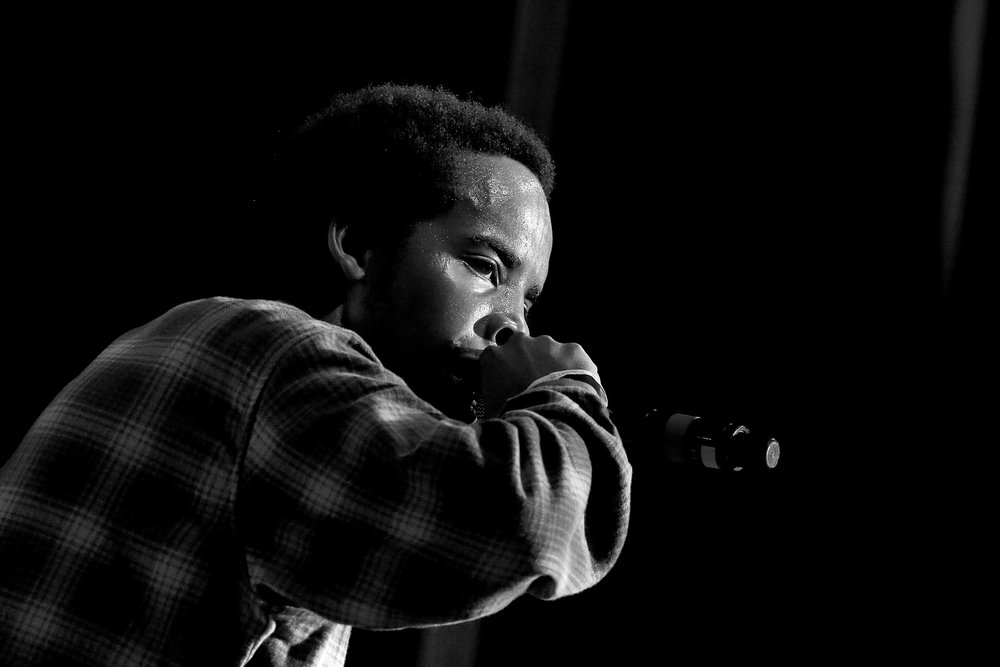 Earl Sweatshirt at SXSW. (Getty Images)