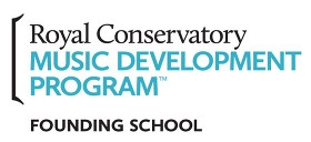 The Musik Planet is a proud Founding School and participant in the Royal Conservatory Music Development Program.