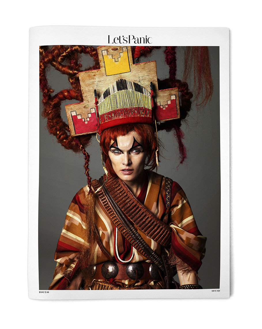 Let's Panic Issue 01