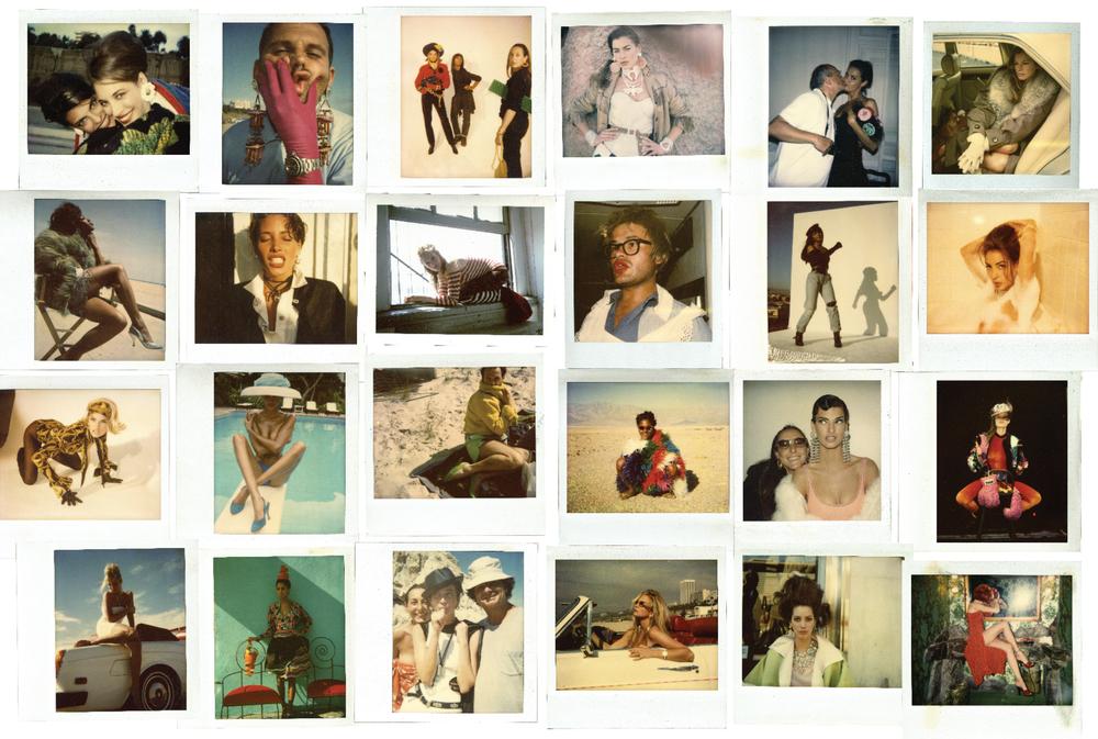 Polaroids 1987 - 1993