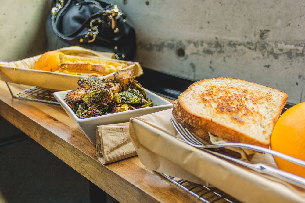 American Grill Cheese Kitchen - San Fransisco, CA