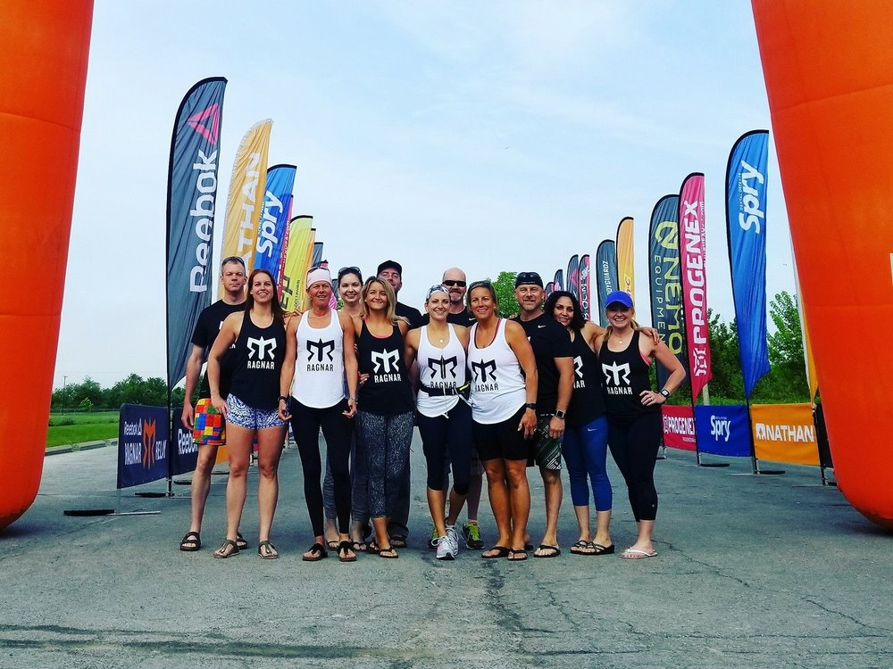 RAGNAR RELAY - Throw Back Thursday!