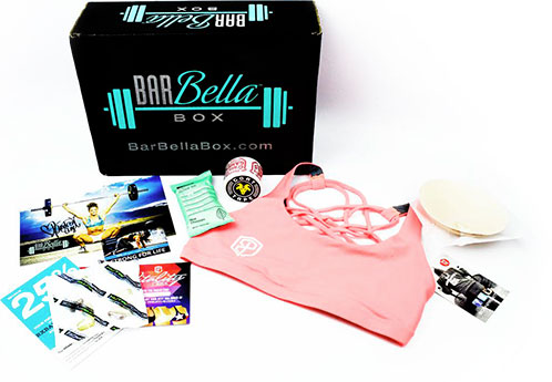 4. Subscription Box. - Shopping for the ladies? Check out Barbella BOX. This is a monthly box that is full of goodies specific for CrossFit. You can order a 1 month, 3 months or full year subscription. Check it out: https://www.barbellabox.com