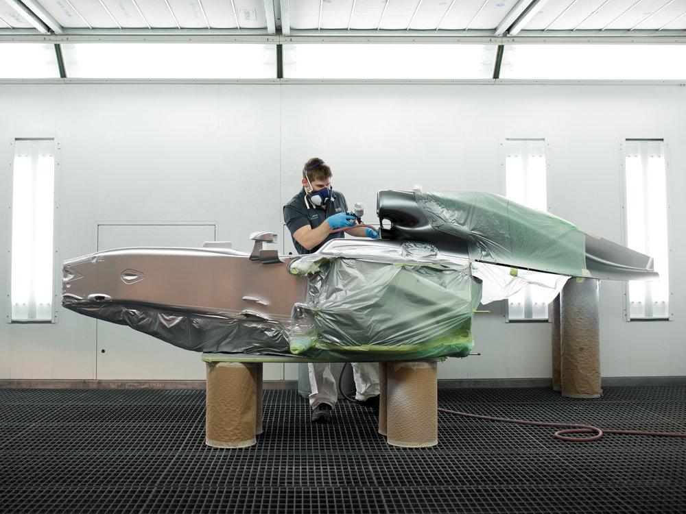 Mercedes GP -