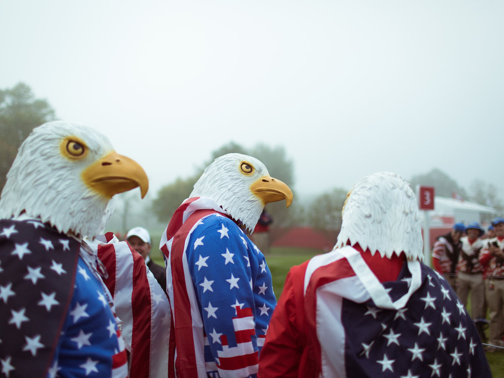 Ryder Cup Fans -