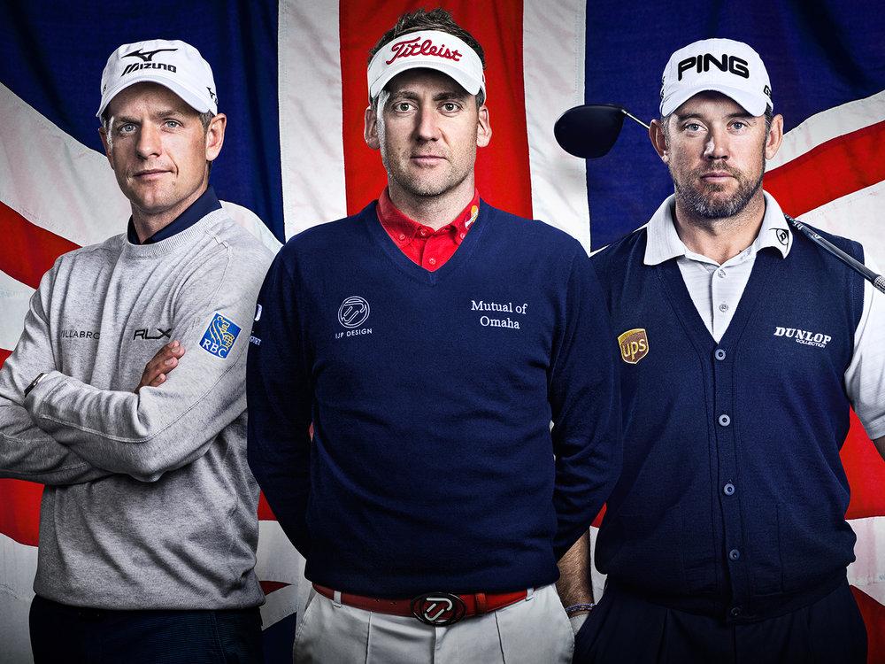 SKY - British Masters -