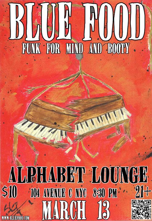 Alphabet Lounge