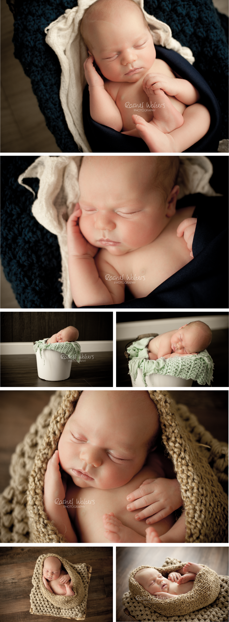 Macomb County Michigan Newborn Photographer