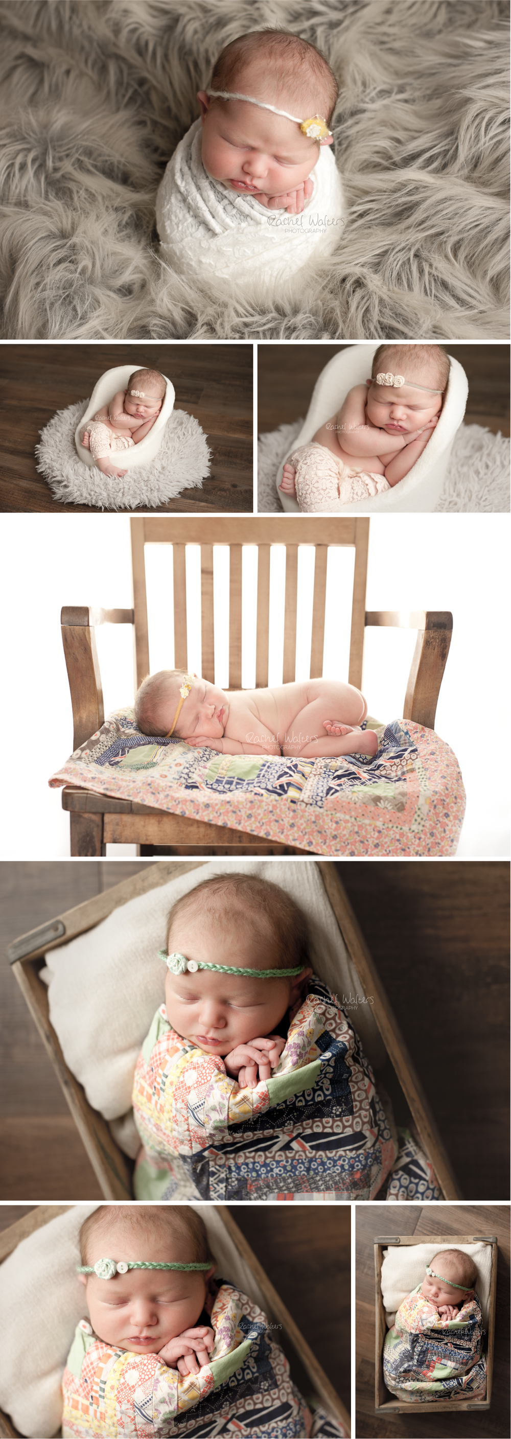 St. Clair County Michigan Newborn Photographer