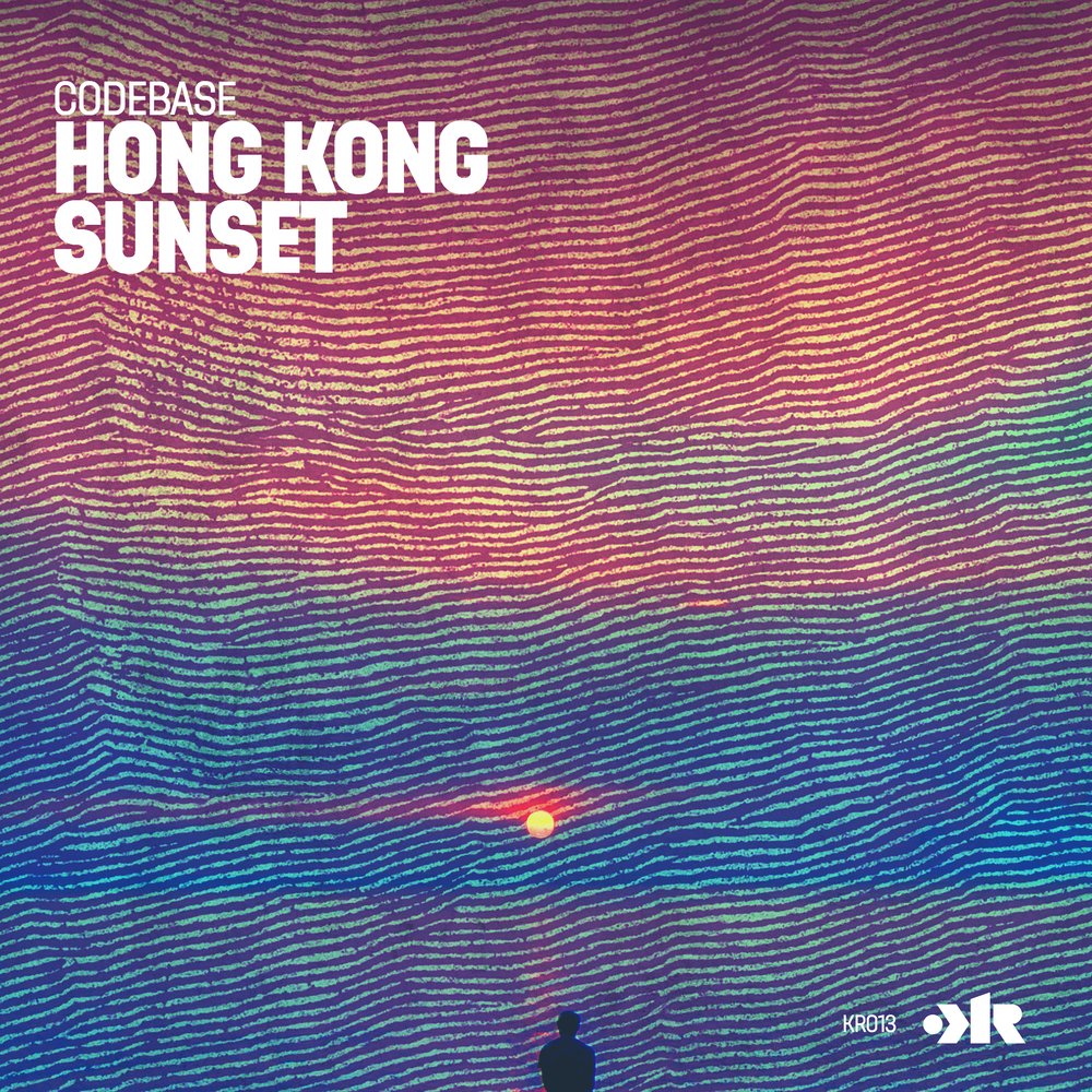 KR013 - CODEBASE - HONG KONG SUNSET