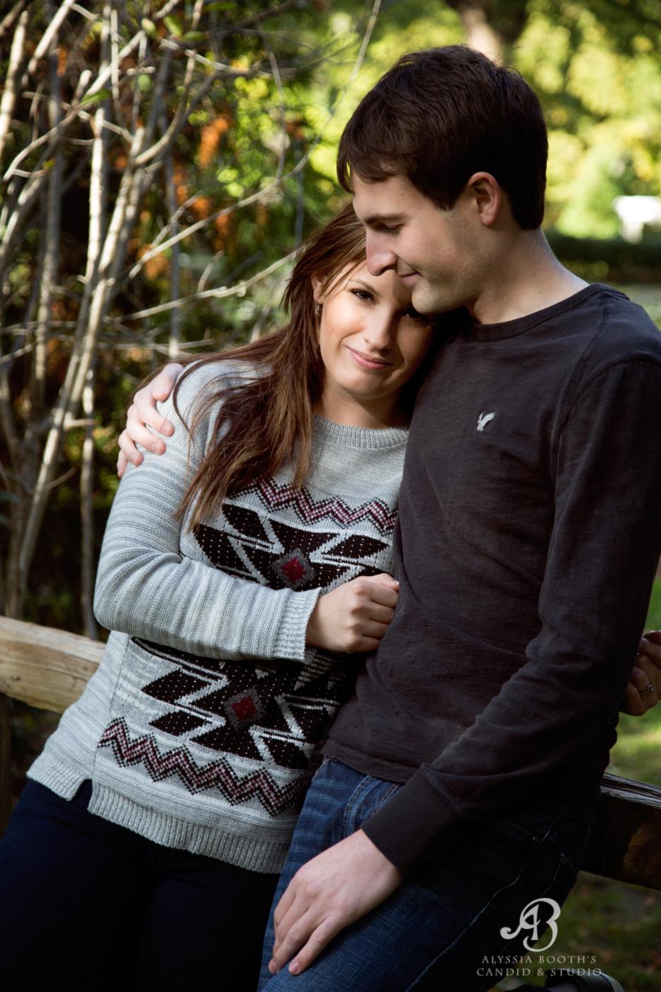 Lauren + Paul | Engagement Photoshoot | Alyssia Booth's Candid & Studio