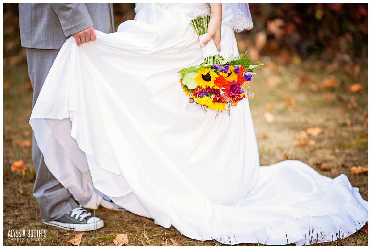 Marisa Garrett 102315 Wedding At The Lawton Heritage Community