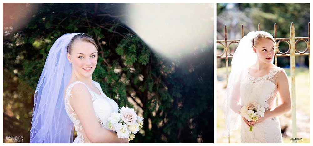 Bride | Wedding Styled Shoot | Alyssia Booth's Candid & Studio | Michigan Wedding Photography