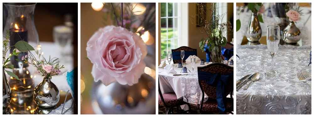 Wedding Reception Details | Wedding Photographer | Alyssia Booth's Candid & Studio
