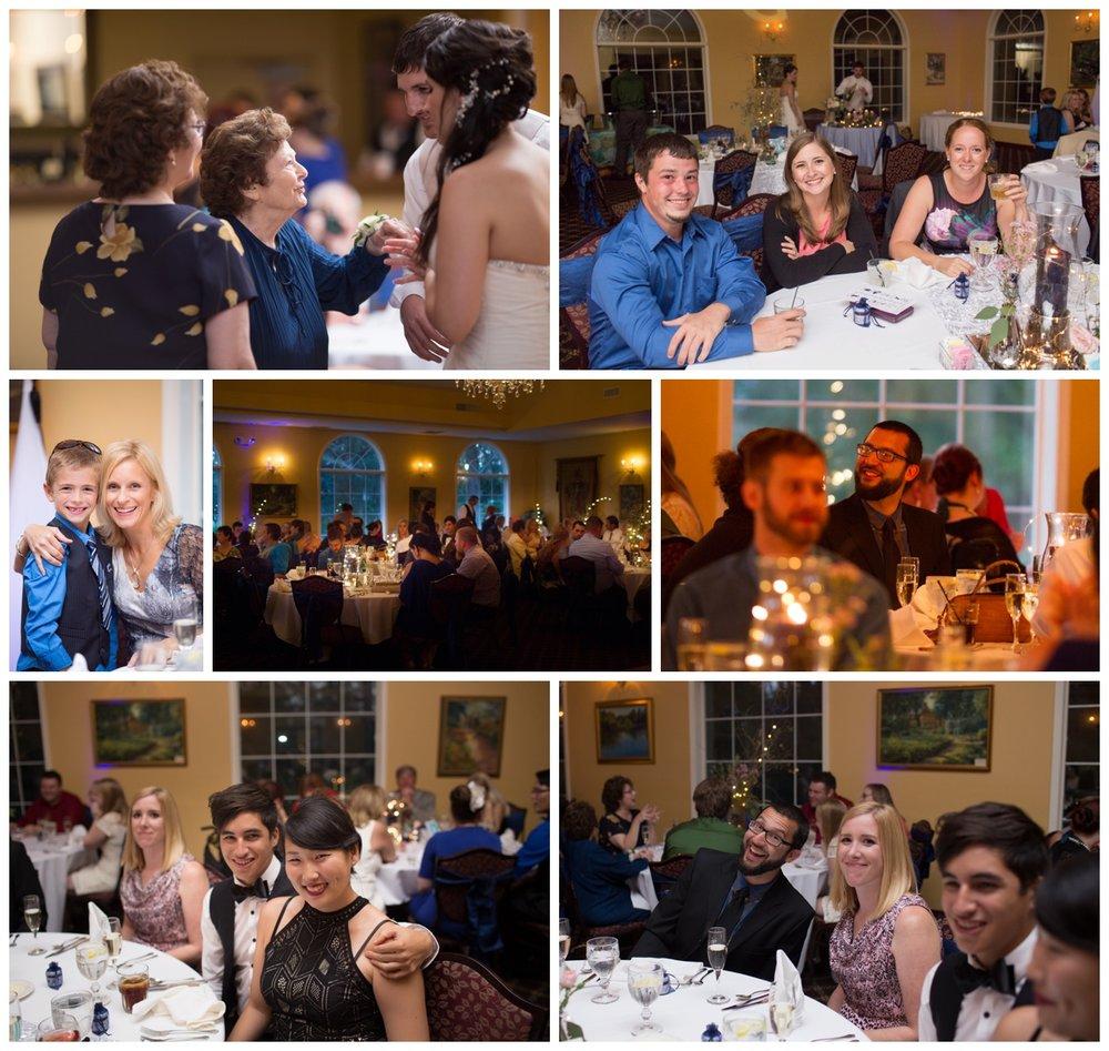 Wedding Celibration | Michigan Wedding Photography | Alyssia Booth's Candid & Studio