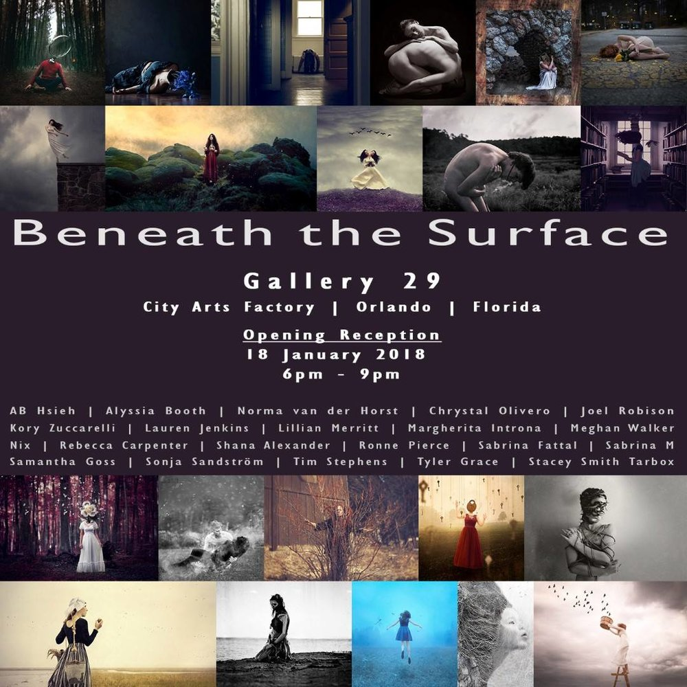 """Beneath the Surface"""
