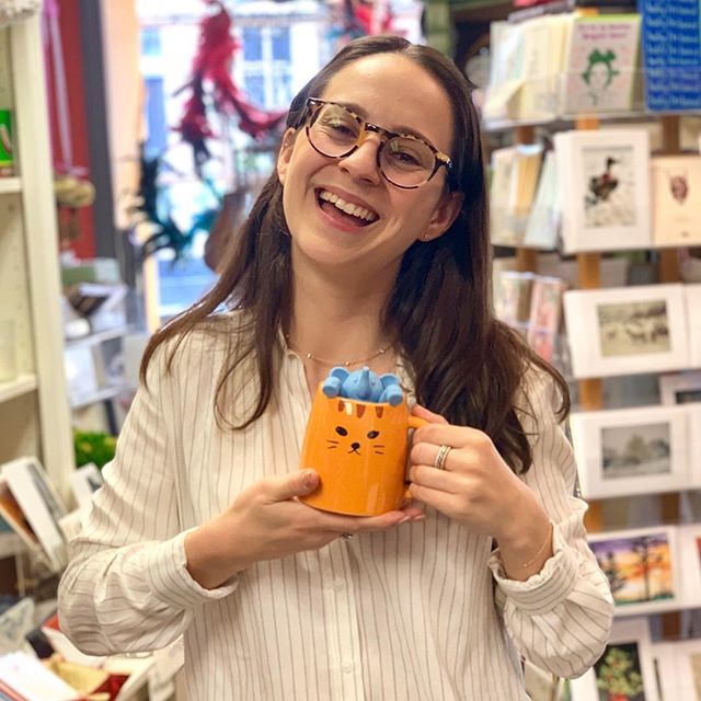 Come hang out and see our new tea infusers! 🐘 • • • #justpaperandtea #washingtondc #washington #dc #dcstationery #stationery #shopsmall #tea