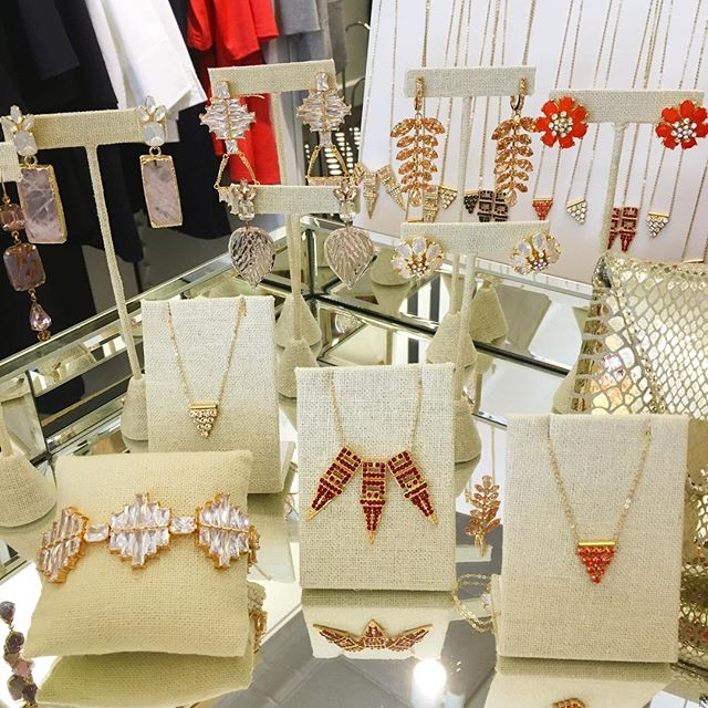 We are so excited to be at @saracampbellltd New Canaan in today and tomorrow with lots of great Valentines Day gifts! Come say hello if you are in the area!!!!