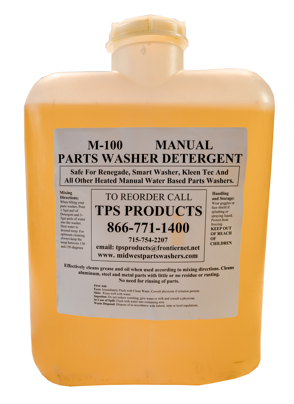 Store Tps Products Cuda Solvent Free Parts Washers