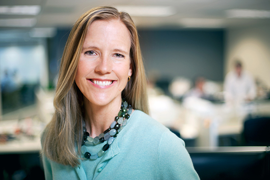 Kirstin Hoefer, Senior Vice President of Customer Solutions, Clean Power Finance