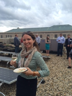 Kacie Peters, Chicago Regional Sales Director, Microgrid Energy