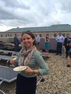 Kacie Peters, Chicago Regional Sales Director, Microgrid Energy