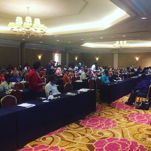 #nabcep 2017 continuing education conference was a HUGE success! Fantastic to see so many dedicated to the craft of installing safe, proper and effective solar systems! Mark your calendars for NABCEP 2018 (March 19-22) in Niagara/Buffalo! #thanksnabcep #solarlife #nabceptraining #boardcertifiedsolar #solarenergy #solapowa #solarinstaller #solarinstallersrock #solarinstallersunite #solarwomen #womeninsolar #nationwise