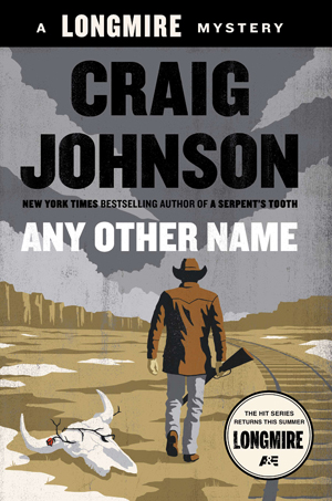 Sheriff Walt Longmire had already rounded up a sizable posse of devoted readers when the A&E television series Longmire sent the Wyoming lawman's popularity skyrocketing. Now, with three consecutive New York Times bestsellers to his name and the second season of Longmire reaching an average of 5.4 million viewers per episode, Craig Johnson is reaching a fan base that is both fiercely loyal and ever growing.   In Any Other Name, Walt is sinking into high-plains winter discontent when his former boss, Lucian Conally, asks him to take on a mercy case in an adjacent county. Detective Gerald Holman is dead and Lucian wants to know what drove his old friend to take his own life. With the clock ticking on the birth of his first grandchild, Walt learns that the by-the-book detective might have suppressed evidence concerning three missing women. Digging deeper, Walt uncovers an incriminating secret so dark that it threatens to claim other lives even before the sheriff can serve justice—Wyoming style.