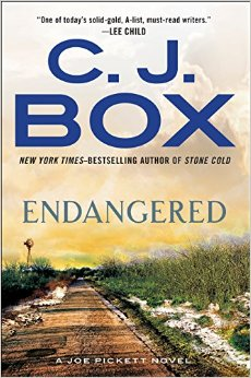 New York Times–bestselling writer C. J. Box returns with a thrilling new novel, featuring Wyoming game warden Joe Pickett.   She was gone. Joe Pickett had good reason to dislike Dallas Cates, even if he was a rodeo champion, and now he has even more—Joe's eighteen-year-old ward, April, has run off with him. And then comes even worse news: The body of a girl has been found in a ditch along the highway—alive, but just barely, the victim of blunt force trauma. It is April, and the doctors aren't sure if she'll recover. Cates denies having anything to do with it—says she ran away from him, too—and there's evidence that points to another man. But Joe knows in his gut who's responsible. What he doesn't know is the kind of danger he's about to encounter. Cates is bad enough, but Cates's family is like none Joe has ever met before. Joe's going to find out the truth, even if it kills him. But this time, it just might.