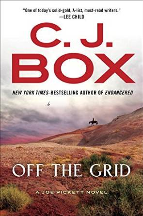 """New York Times"" bestselling author C. J. Box returns with a new Joe Pickett novel.   Nate Romanowski is off the grid, recuperating from wounds and trying to deal with past crimes, when he is suddenly surrounded by a small team of elite professional special operators. They re not there to threaten him, but to make a deal. They need help destroying a domestic terror cell in Wyoming s Red Desert, and in return they ll make Nate s criminal record disappear. But they are not what they seem, as Nate s friend Joe Pickett discovers. They have a much different plan in mind, and it just may be something that takes them all down including Nate and Joe."