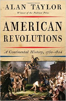 The American Revolution is often portrayed as a high-minded, orderly event whose capstone, the Constitution, provided the ideal framework for a democratic, prosperous nation. Alan Taylor, the two time winner of the Pulitzer Prize, gives us a different creation story in this magisterial history of the nation's founding.