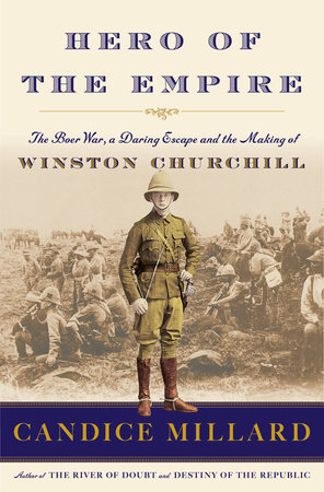 From New York Times bestselling author of DESTINY OF THE REPUBLIC and THE RIVER OF DOUBT, a thrilling narrative of Winston Churchill's extraordinary and little-known exploits during the Boer War.