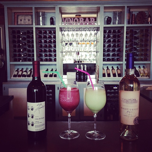 Sunday Funday!! We are open until 5!! Come in for a glass!