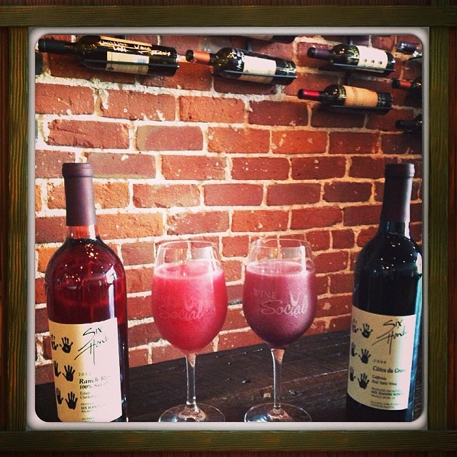 Join us for a glass. We are open until 10 pm.