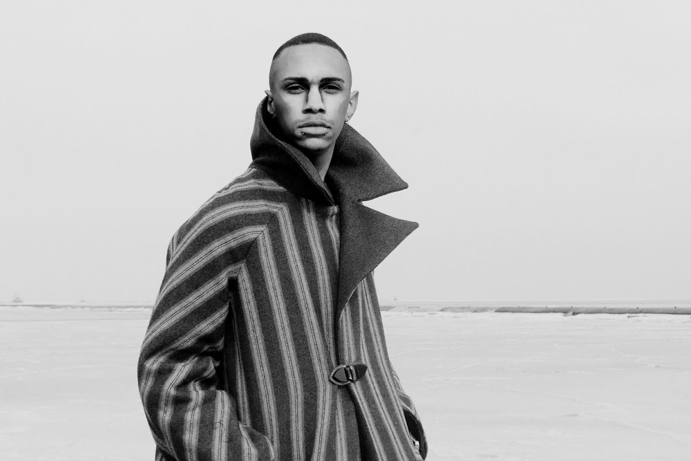 Alexus McLane  Model Marcus