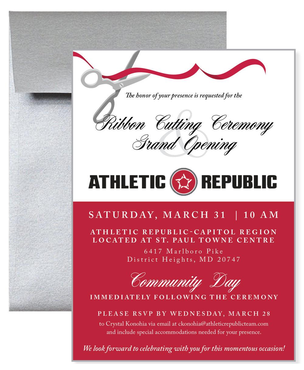 Invitations — AprileGDesign, LLC.
