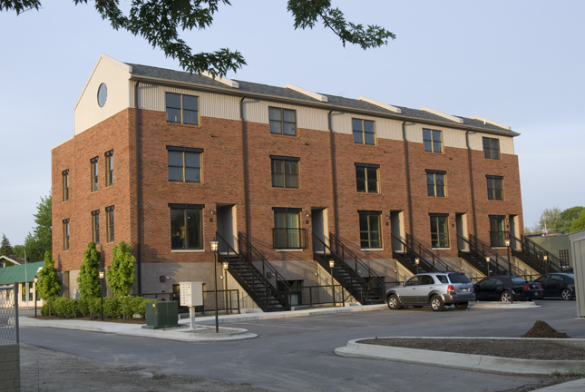 Lofts @ 11, Condominium Development Location, Royal Oak, Michigan