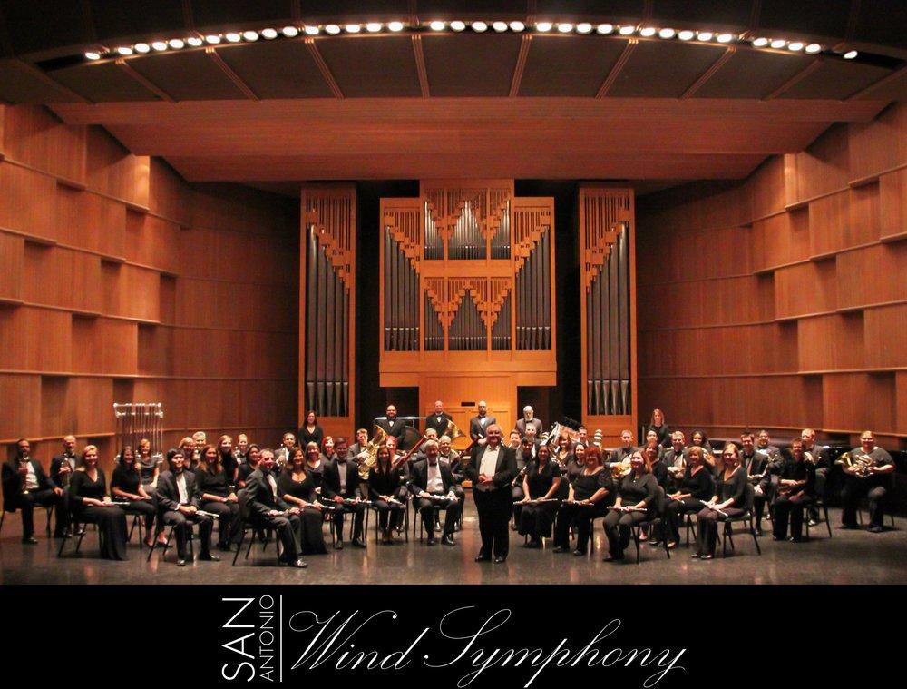 The Sixteenth Season of the San Antonio Wind Symphony