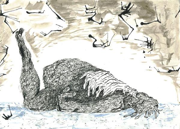 Illustration by Luis Alvarez