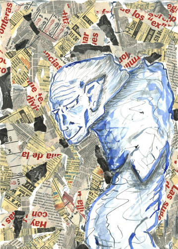 Illustration by: Luis Alvarez Marin