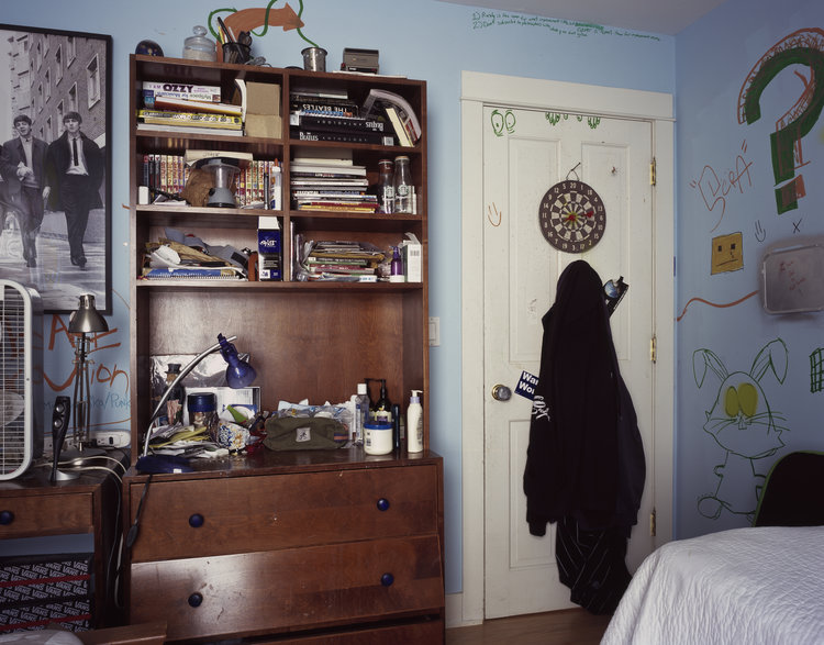 DANIEL CARLSON - IMAGES - BEDROOM7 Jed,+fifteen+years+old.++Evanston,+IL.++Photo+by+Daniel+Carlson.jpg