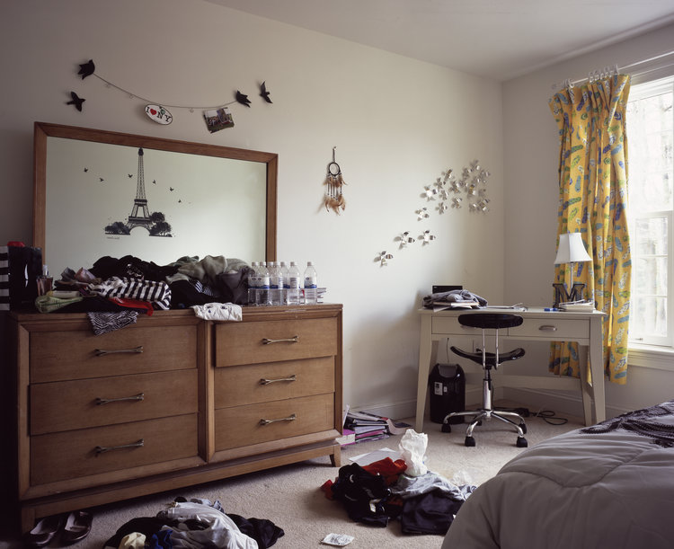 DANIEL CARLSON - IMAGES - BEDROOM11 Maeve,+sixteen+years+old.++Slingerlands,+NY.++Photo+by+Daniel+Carlson..jpg