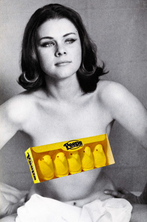KAREN MAINENTI - IMAGES - PRODUCT PLACEMENT Karen-Mainenti-Peeps.jpg