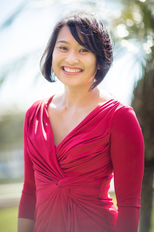 Adelina Tancioco, Spiritual LIfe Coach & founder of Surrendered Healing