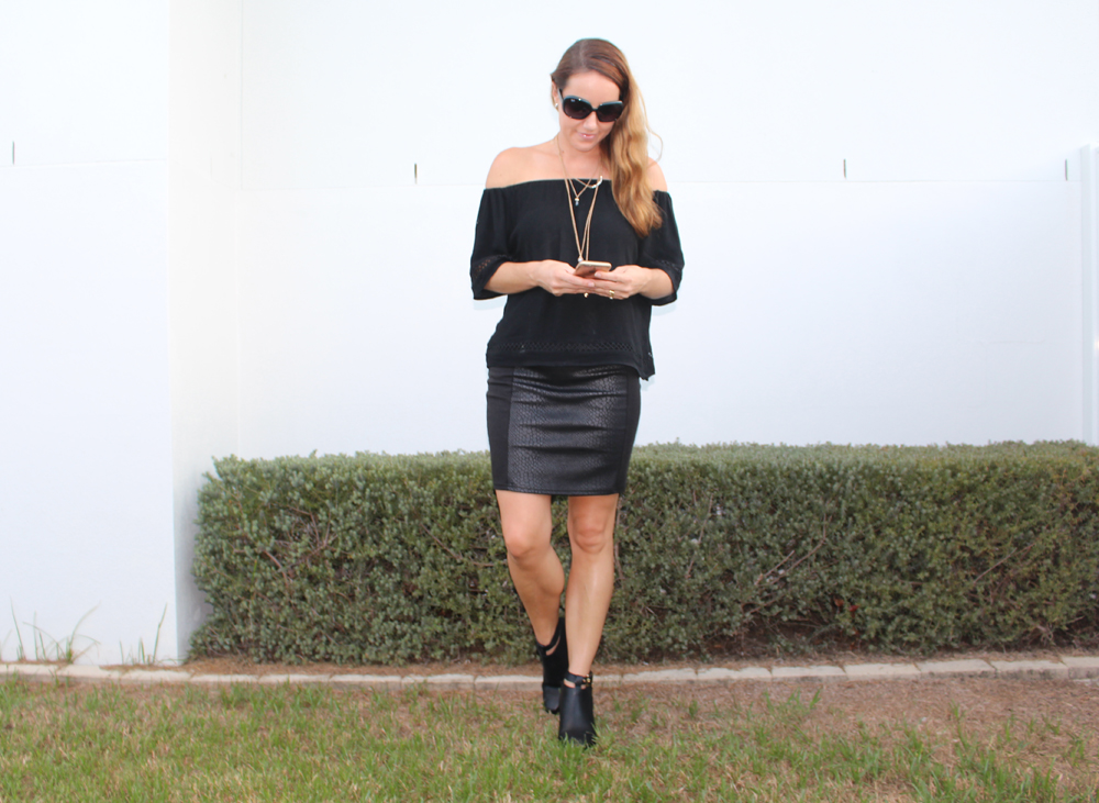 Claire Chadwick fashion blogger www.mumscloset.com.au in THE ICONIC autumn winter boots by SPURR