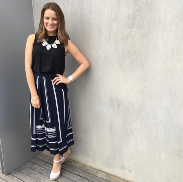 Teacher Style by Georgina on Instagram with Mum's Closet the blog