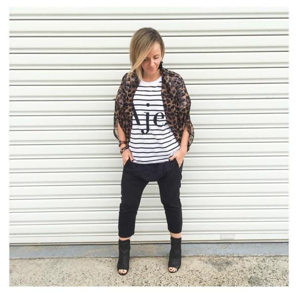 Kirsty AShe Style on Instagram on Mum's Closet teacher style