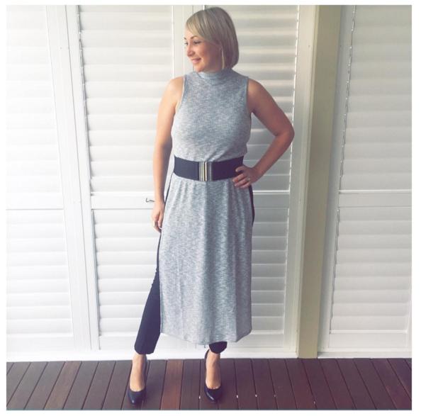 The Stylish Teacher on Instagram with Mum's Closet